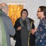 Jens Ingvard Hansen i dialog med gæster