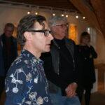 Jens Ingvard Hansen og Yngve Riber
