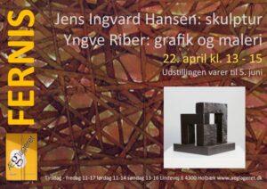 Jens Ingvard og Yngve Riber fernis