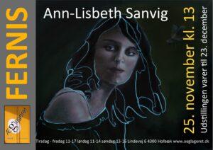 Ann-Lisbeth Sanvig fernis