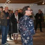 Jens Ingvard Hansen taler på begge kunstneres vegne